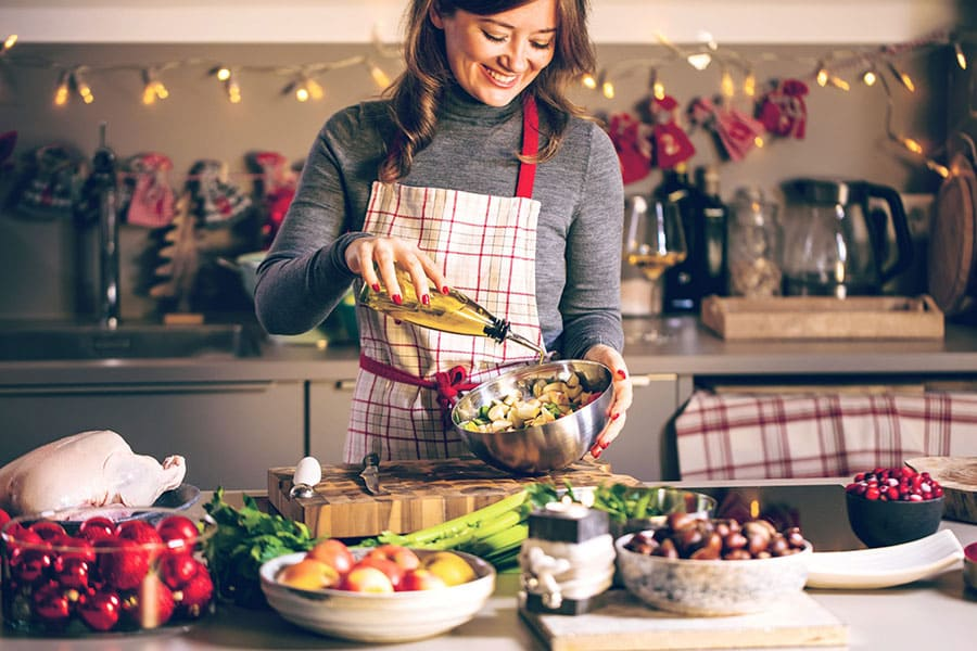 5 Tips for Healthy Holiday Eating